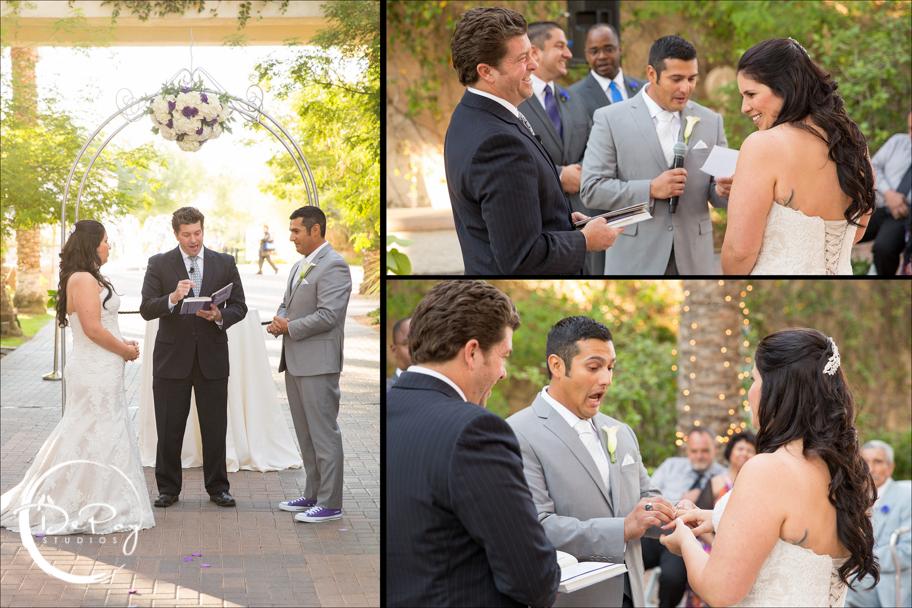 Arizona Grand Resort, wedding, DePoy Studios, Phoenix wedding photographer, Chandler wedding photographer, photography, ceremony, Phoenix, photo
