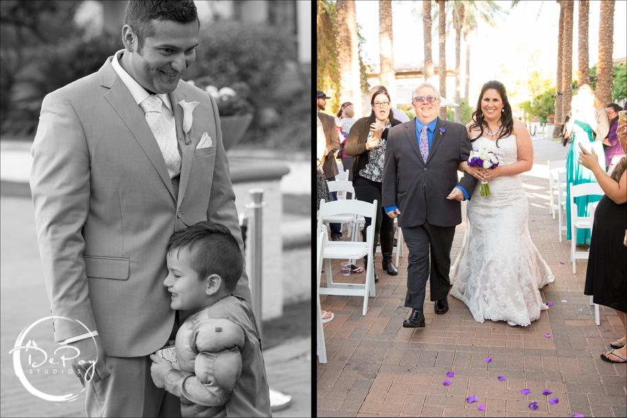 Phoenix weddings, Phoenix wedding photographer, Phoenix wedding venue, venue, weddings, photos, photography, Chandler wedding photographer, DePoy Studios, first look, bride, groom